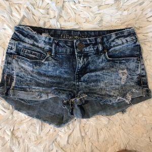 Aeropostale short shorts